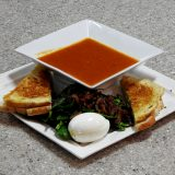 Upscale Version of Classic Lunch